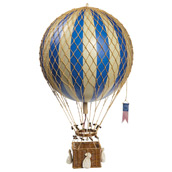 Jules Verne Hot-Air Balloon Replica